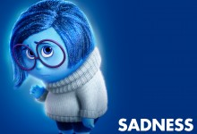 Sadness has a face